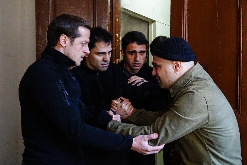 chetto death of Mahsoun çukur ep 58