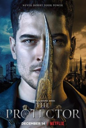 the original turkish netflix serie the protector is available