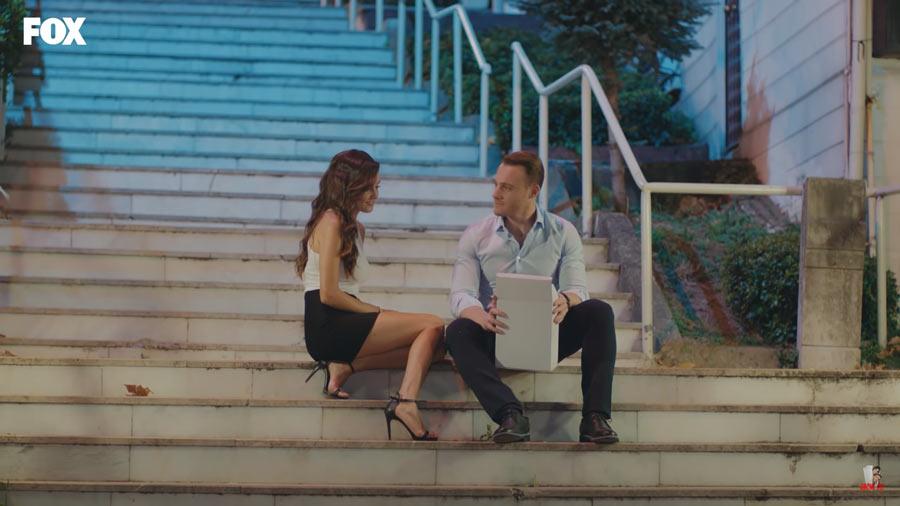 serkan birtheday in love is in the air ep 7