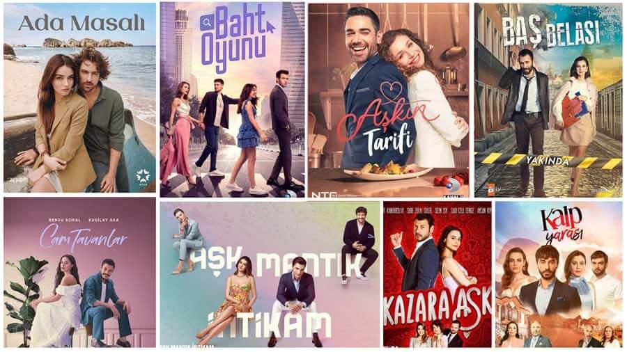 2021 new turkish series