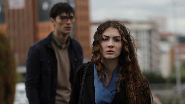 Burcu Özbek Ilhan Sen in the new turkish serie ask mantik intikam