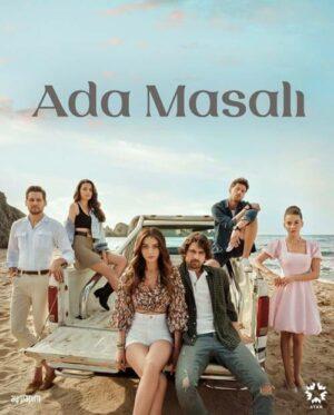 ada masali serie with ayse turan and alp navruz