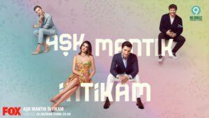ask mantik intikam turkish serie poster