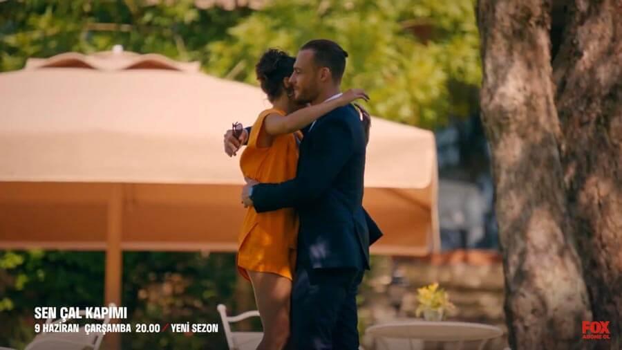 eda and serkan in sen cal kapimi episode 1 season 2